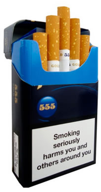 Cheapest cigarettes LM in London